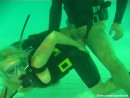 Scuba diving is my favorite activity, when on vacation.